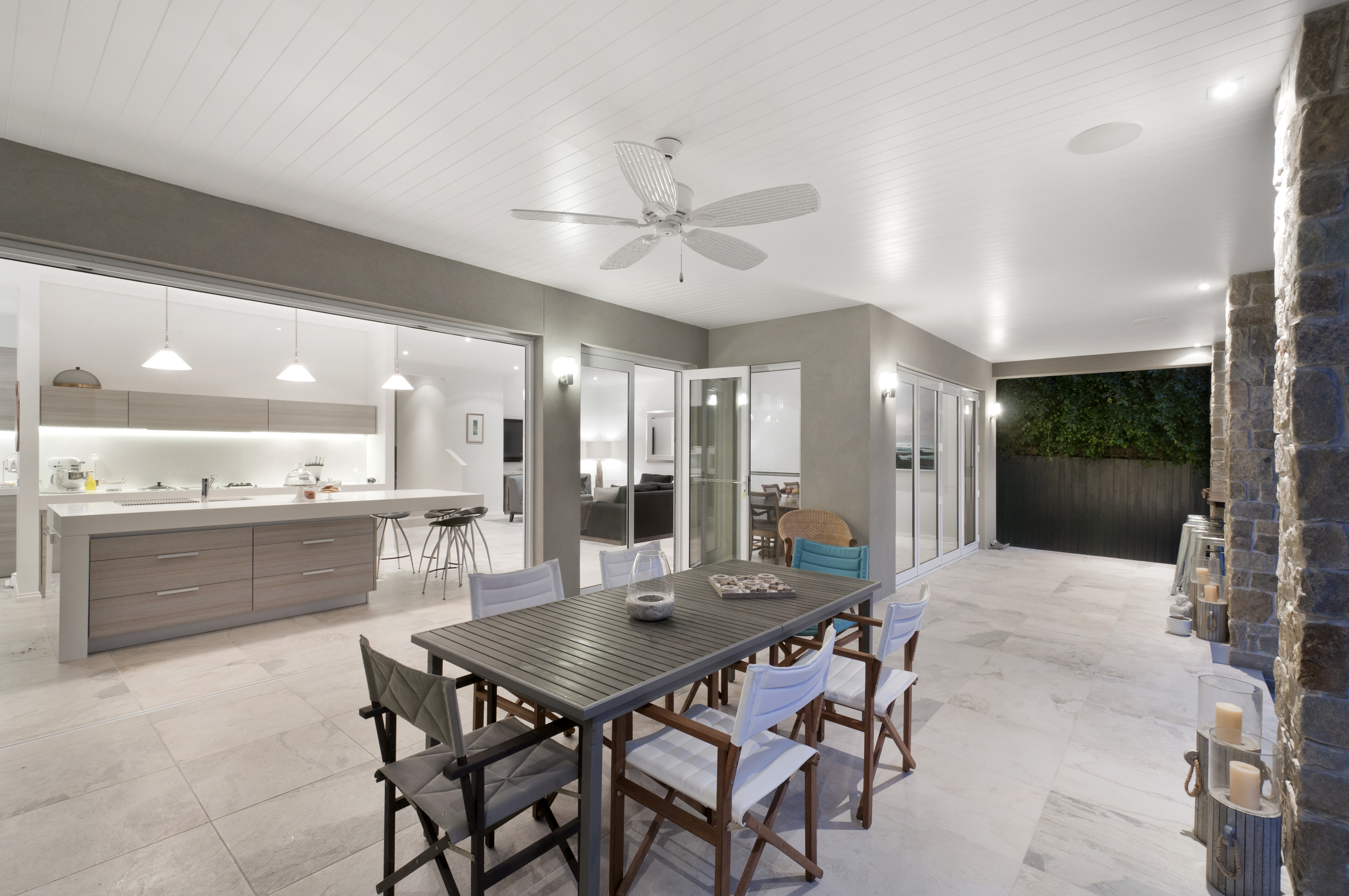 Inspired to renovate your house in hampton blint design for Outdoor room extensions